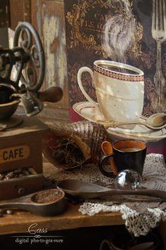 Coffee, Coffee & Coffee