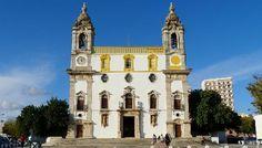 Chapel of Bones (Capela de Ossos)   Largo do Carmo, Faro, Portugal