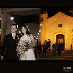 Fotografia de casamento, Igreja Lagoa da Conceição, Florianópolis. #rudibodanese