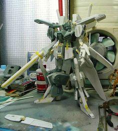 "1/100 Full Scratch Build ZZ Gundam ""Kobayashi Makoto-ban version"" - Gundam Kits Collection News and Reviews"