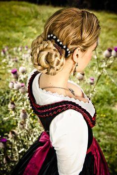 Lena Hoschek Dirndl Design, traditional costumes Austria   Inspiration for raredirndl.com