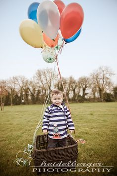 Second Birthday Shoot