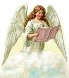 "Image result for ""angel reading"" 19th century painting"