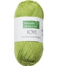 Add some #joy to your projects with Caron bamboo/acrylic #yarn :)