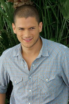 1000+ images about Wentworth Miller on Pinterest | Prison ...