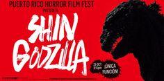 Nueva película de GODZILLA se presentará en el Puerto Rico...