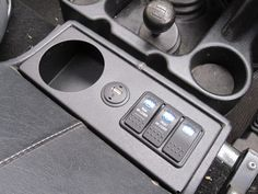 MUD Cubby Box Switch Panel - MUD Stuff - Products