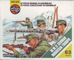 {Searching for kids toy tips? My Childhood Memories, Childhood Toys, Vintage Toys 1970s, 1970s Toys, Airfix Models, Plastic Soldier, Toy Soldiers, Small Soldiers, Plastic Model Kits