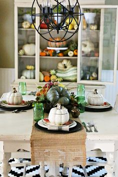 Pumpkin Soup Bowls. Via @TodaysCreative