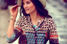 Graceful 75 Boho Chic Fashion 2017: Latest Trends To Follow This Year https://femaline.com/2017/07/11/75-boho-chic-fashion-2017-latest-trends-to-follow-this-year/