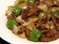 "Beef in Black Pepper Sauce « Ang Sarap (A Tagalog word for ""It's Delicious"")"