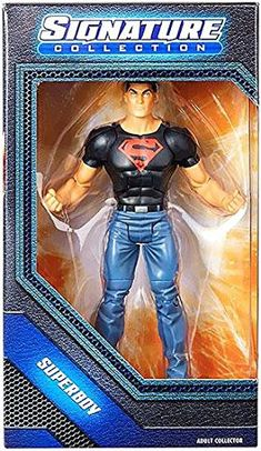 Find the coolest toys from kid's favorite brands at Mattel Shop. Browse the best children's toys, dolls, action figures, games, playsets and more today! Dc Comic Books, Comic Movies, Comic Book Heroes, Dc Universe, Young Justice League, Mattel Shop, Dc Comics Action Figures, Wrangler Shirts, Marvel