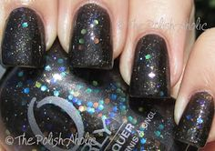 Orly Holiday 2011 Holiday Soireé Collection; Androgynie