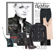 """""""Ember"""" by surfergirl3915-1 ❤ liked on Polyvore featuring RVDK, STELLA McCARTNEY, Marc Jacobs, Prada and Brunello Cucinelli"""