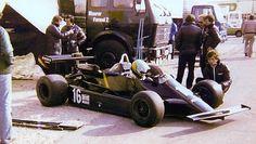 Eje Elgh, Maurer MM81 BMW / Heini Mader Racing Components, Maurer Motorsport, European Formula 2 Championship, 1981.