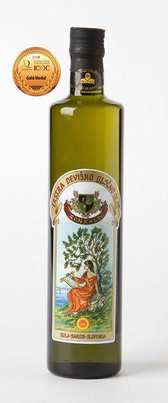Domina International Olive Oil Contest