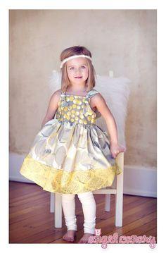 80 Best Beautiful handmade dresses for little girls images  7faa60826f7