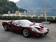 1967–69 Ford GT40 (MkIII)