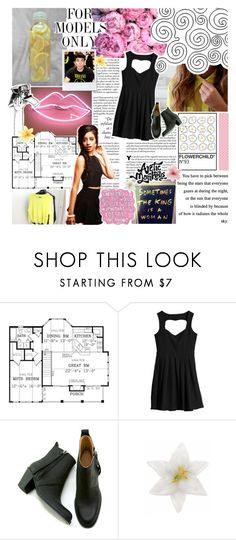 """""""and i don't think you know how lovely you are//"""" by rachel-pait ❤ liked on Polyvore featuring Roxy, Prada, Polaroid, Gargyle, Luli, Sharpie and Clips"""