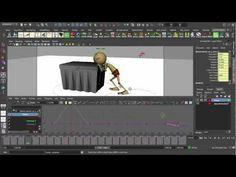 Maya Animation Layer Quick Tutorial