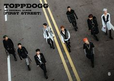 Topp Dogg drops teaser images for a mellow 'Rainy Day' | allkpop
