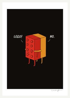 Adorable & Witty Illustrations That Will Bring A Smile To Your Face - DesignTAXI.com @Emily Brock hehe
