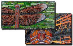Cherie Bosela - Mosaic Artist - Mosaic 2011