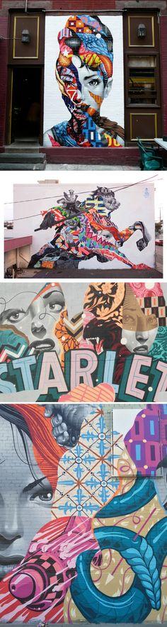 Tristan Eaton | Street Art