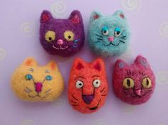 Springy FELTY Things that Will Make You SMILE!