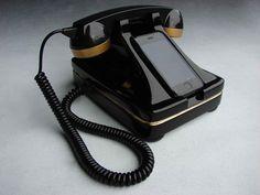 iRetrofone Classic Deluxe - Gold. $250.00, via Etsy.