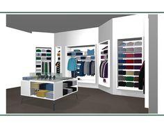 Visual Merchandising - in store