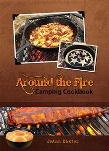Around the Fire Camping Cookbook features a variety of delicious campfire recipes for the Dutch Oven, cast iron skillet, pie-iron, baking stone and open grill with colour photos of every recipe. The… read more at Kobo.