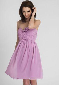Chiffon-Strapless-Sweetheart-A-Line-Short-Bridesmaid-Dress.jpg 320×460 pixels
