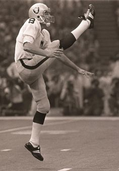 Ray Guy finally inducted into the Hall of Fame 2014