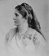 Description de l'image Queen of Montenegro.jpg.