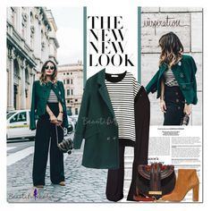 """Street Style"" by never-alone ❤ liked on Polyvore featuring Salvatore Ferragamo, Gianvito Rossi, StreetStyle, casual, polyvorefashion and bhalo"