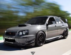 2007 Subaru Wrx Sti, Subaru Cars, Subaru Impreza, Tuner Cars, Jdm Cars, Street Racing Cars, Auto Racing, Legacy Gt, Hatchback Cars