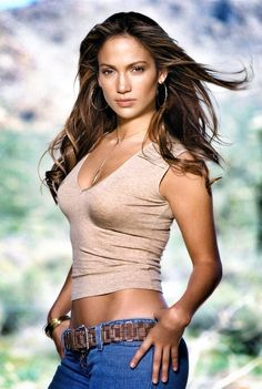 Jennifer Lopez - she has really grown on me over the years. Lets not forget....she is the original butt girl!