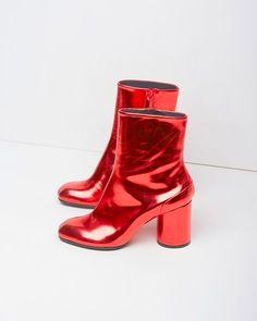Maison Martin Margiela Line 22 / Foil Ankle Boot