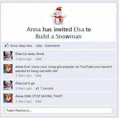 Frozen humor :)
