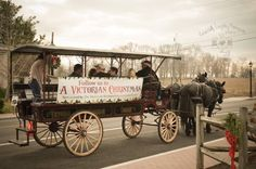 6 Charming Horse Drawn Carriage Rides In Pennsylvania Dashing Through The Snow, Horse Drawn, Gettysburg, Victorian Christmas, Pennsylvania, Attraction, Antique Cars, Places To Go, Things To Do
