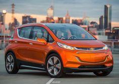 Chevrolet Bolt : la berline électrique sera produite dès 2016