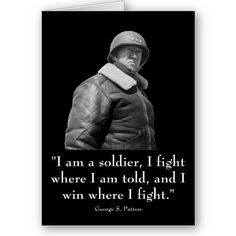 George Patton Quotes On Liberals. Famous Military Quotes, Inspirational Military Quotes, Motivational Thoughts, Military Humor, Military Life, Military Soldier, Military Art, Military History, Military Aircraft