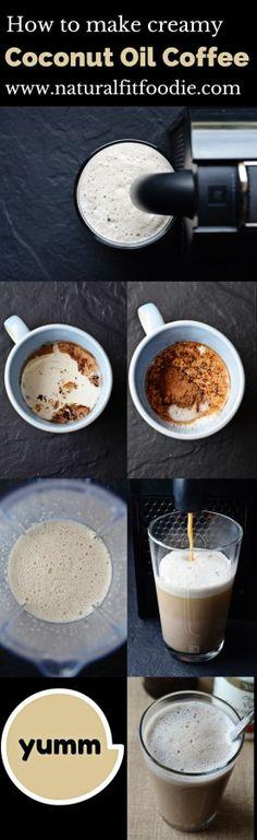 kokosolie koffie