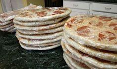 SUCCESS - Homemade Frozen Pizzas - EASY, CHEAP, YUMMY