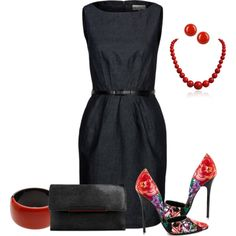 Wonderful Floral Shoes by coromitas on Polyvore featuring Pier 1 Imports, Steve Madden, Christian Louboutin and First People First
