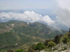 Vanaf Pantokrator, Corfu