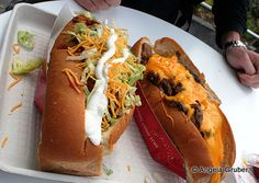 Disney Food Pics of the Week: Hot Dogs