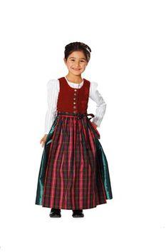 Dirndl kinderdirndl traje tiroles on pinterest for Vintage kleider kinder
