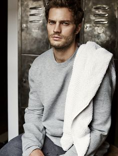 Jamie Dornan Dark Star The Observer Magazine November 2014 | Photo Alex Bramall